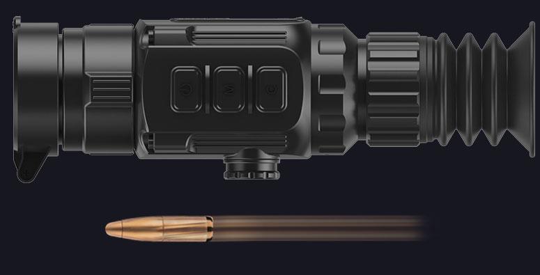 Пристрелка одним выстрелом