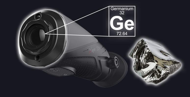 Германиевый объектив E2N