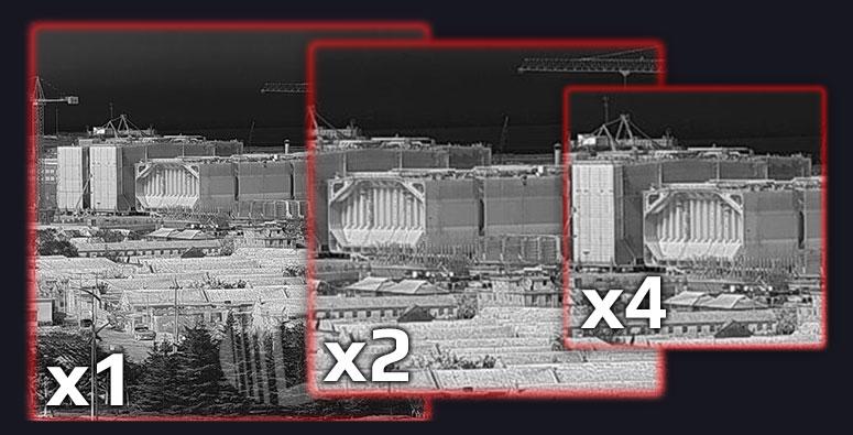 Увеличение Xeye 2 E3 Max