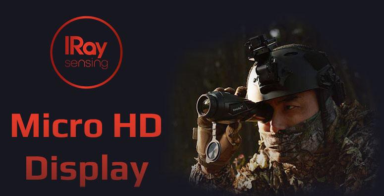 Дисплей iRay E3 Plus