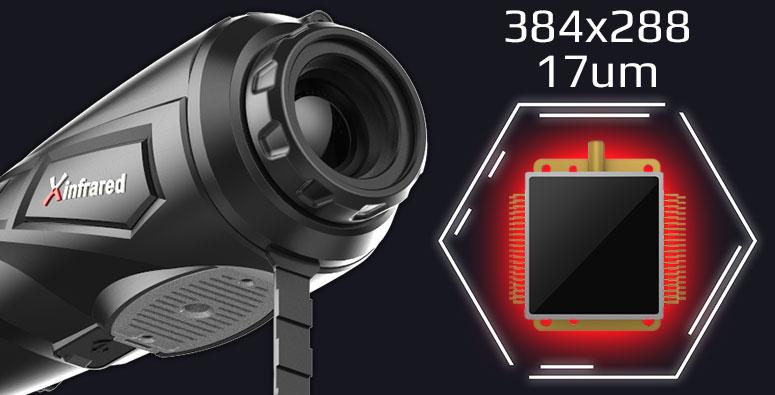 Матрица тепловизора iRay Xeye 2 E3 Plus
