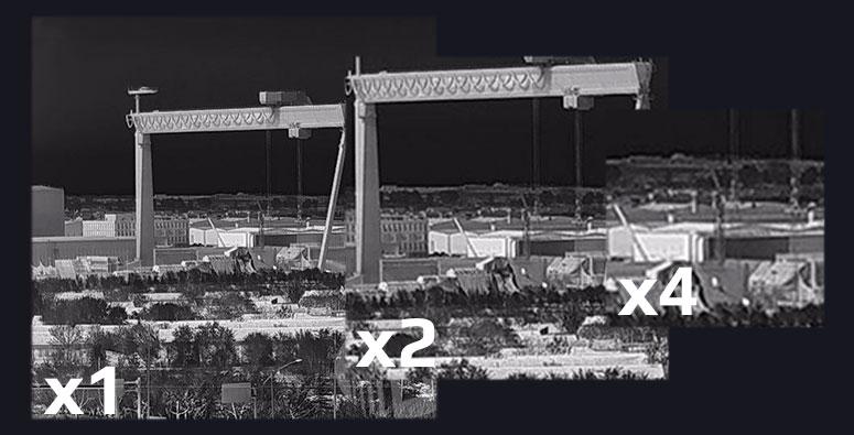Увеличение Xeye 2 E6 Pro v2